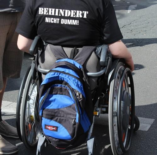 Behindert - nicht dumm